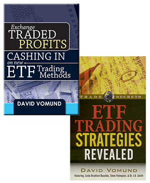 ETF books by David Vomund