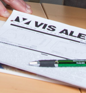 VIS Alert Newsletter